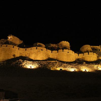 il forte d'oro a Jaisalmer