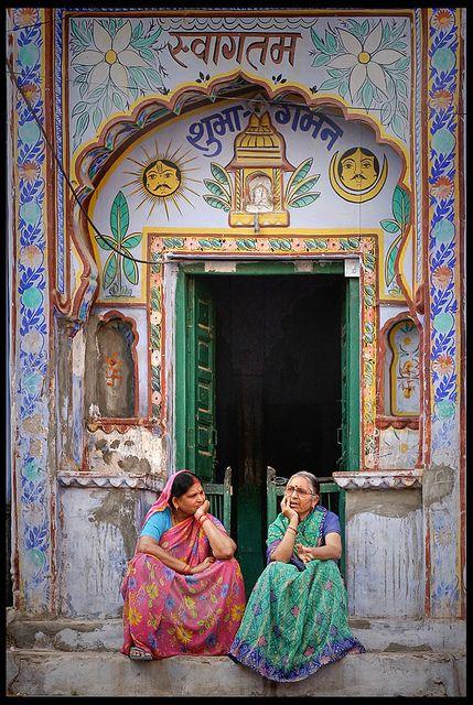 Le donne Rajasthane