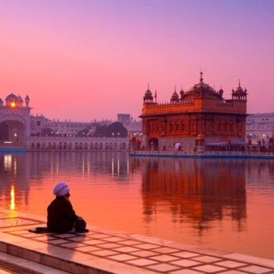 Il tempio d' oro ad amritsar