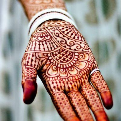 viaggi in India - la Henna