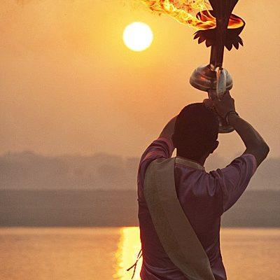 viaggi in India - la preghiera