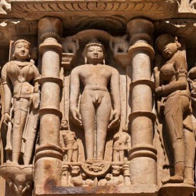 Il tempio erotici di Khajuraho