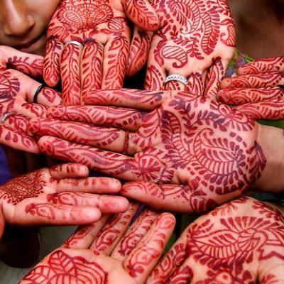 la henna