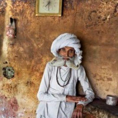 Viaggi in India- uomo Rabari