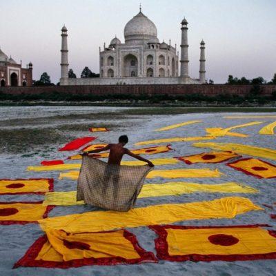 Taj Mahal ad agra